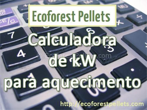 calculadora de kw para aquecimento - Calcular Kw para aquecimento