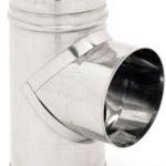 Extracção Gases - T de Limpeza